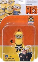 NEW! Despicable Me 3 - Jail Time Tim - Collectable Action Figure - Poseable