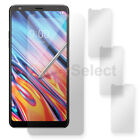 3X LCD Ultra Clear HD Screen Shield Protector for Android Phone LG Stylo 5+