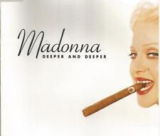Madonna - Deeper And Deeper 1992 CD  single