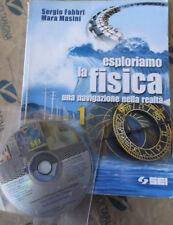 ESPLORIAMO LA FISICA VOL 1 con Cd - S.FABBRI M.MASINI - SEI