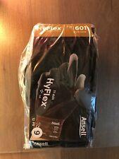 Gants Ansell HyFlex Taille 9 (Sachet de 12 paires) NEUF