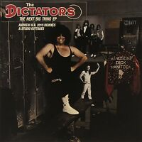 THE DICTATORS - THE NEXT BIG THING EP  VINYL LP NEU