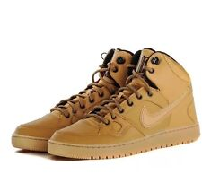 NWT Nike Son of Force Mid Winter Athletic Boots Wheat/Gum #807242-770 - Sz 14