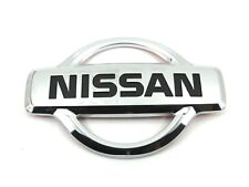 Genuine New NISSAN BADGE Front Logo Emblem For Almera Tino V10 1995-2003 MPV
