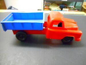 1960's Tico Toys Plastic Dump Truck