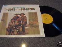 The Best of The Sons Of The Pioneers LP
