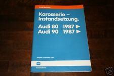 Werkstatthandbuch Audi 80 / 90 Typ 89