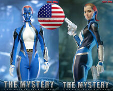 "1/6 Mystique 12"" Female Action Figure X Men Jennifer Lawrence ❶USA IN STOCK❶"