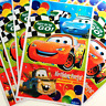 10 Cars Lightning McQueen Party Gift Bags Candy Favour Bag Loot Bag For Birthday