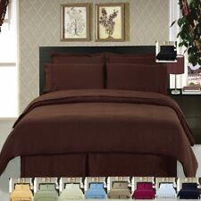 Luxury 8pc 100% Microfiber Bed in a Bag