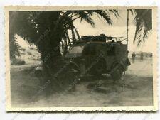 Foto, Sonderverband 288, PKW, Funkkraftwagen, Einsatz in Libyen, (G), 79 (W)1220