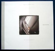 Prospekt brochure 1997 oldsmobile aurora (Estados Unidos)