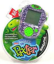 Pocket Pixer Dinoraptor Electronic Match Game Sounds 2004 Fisher Price New
