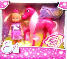 EVI  STEFFI LOVE LITTLE FAIRY & PONY  MINI DOLL SIMBA