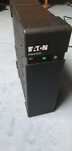 onduleur EATON Ellipse ECO 800 USB FR