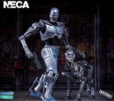 Neca Robocop Versus Terminator enocop & Terminator perro