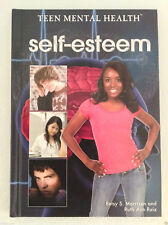NEW SELF-ESTEEM by Ruiz & Morrison LIBRARY BINDING book teen confidence-building