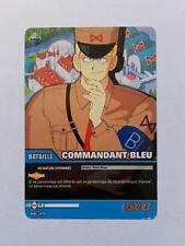 Carte Dragon ball Z Commandant Bleu DB-329