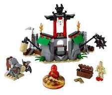 Lego Ninjago Set 2254 santuario de montaña 2011 completa ladrillos