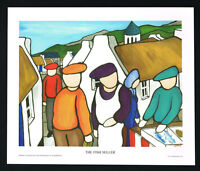 British Open//5th Royal Portrush//Golf//Irish Art Group//Fine Print//Martin Laverty//