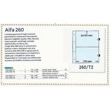 MARINI ALFA 260 -T2 confezione da 15 TASCHE (per buste interi e libretti) NUOVE