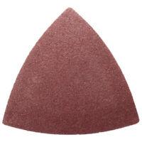 Sanding Pad Sand Paper 60/80/120Grit For Fein/Multimaster Oscillating Multi Tool