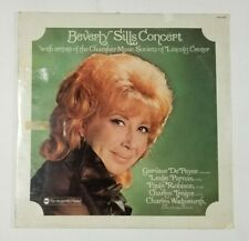 BEVERLY SILLS Beverly Sills Concert LP ABC WGS 8268 US SEALED Classical 10B