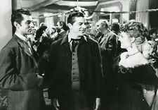 """DANA ANDREWS DIANNE FOSTER """"TROIS HEURES POUR TUER"""" THREE HOURS TO KILL PHOTO CM"""