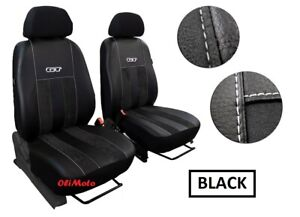 EcoLeather + Alicante Tailored Front Seat Covers CITROEN SPACETOURER  2017 - on
