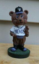 """RARE Newark Bears Mascot Bobblehead """"RIP 'N RUPPERT 99"""" on back"""