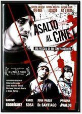ASALTO AL CINE (2011) NEW DVD