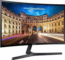 Samsung C24f396fhu 24 Zoll Full HD Curved Monitor Schwarz AMD FreeSync Neu OVP
