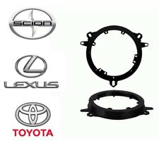"Metra 82-8148 Select Scion Lexus Toyota Models 6"" To 6.75 Front Speaker Adapters"