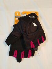 New Champion Women's Training Gloves Medium Black & Purple #N