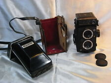 YASHICA MAT 124 G MADE IN JAPAN ANCIEN APPAREIL ARGENTIQUE PHOTO DOUBLE OBJECTIF