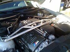E46 STRUT BRACE BMW MASON ENG.RACING FRONT UPPER STRUT BAR ALUMINUM  T6 511