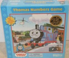 Brand New Thomas Numbers Game