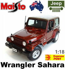 Maisto Jeep Contemporary Diecast Cars, Trucks & Vans