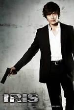 IRIS: THE MOVIE Movie POSTER 11x17 Korean H Byung-hun Lee Tae-hee Kim So-yeon