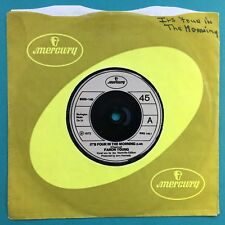 Faron Young - It's Four In The Morning - Mercury 6052-140 Ex Condition