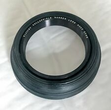 Vivitar 52mm Collapsible Rubber Lens Hood