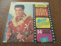 33 tours ELVIS PRESLEY ELVIS in hal wallis' blue hawaii 14 great songs