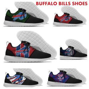 BUFFALO BILLS Men's Women's Lightweight Shoes Sneakers Football Team Fans NEW
