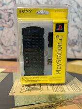 PS 2 Controller DVD Remote Control Sealed Original Packaging