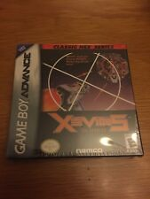 Classic NES Series: Xevious (Nintendo Game Boy Advance, 2004) - USA Version
