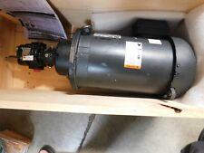 "Dayton 3 Hp General Purpose Motor with 1"" Heavy-Duty Cast Iron Rotary Gear Pump"
