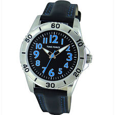 TIME FORCE TF-4137B01  RELOJ CADETE ACERO  50M