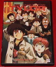 The Irresponsible Captain Tylor - TV Collection 3 (DVD, 2001) R1 Comedy Anime