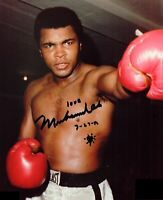 Muhammad Ali 8x10 HOF Signed Photo Autographed REPRINT