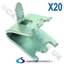 8 X true 831600 Shelf Support Raised Tab Pilaster Clips for T23 Fridge Freezer